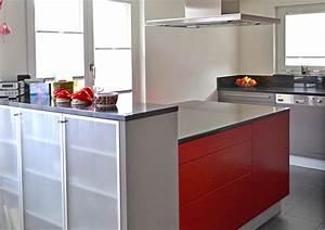 Alu Verbundplatten Küche : lack und glas gekonnt kombiniert schreinerei t di ag ~ Markanthonyermac.com Haus und Dekorationen