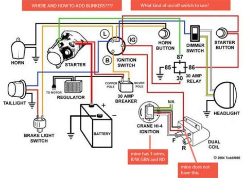 Wiring Diagram Help See Image Posted Club Chopper