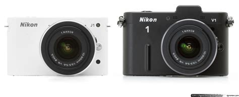 Nikon V1 by Nikon 1 V1 J1 Review Digital Photography Review