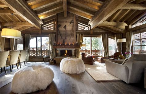 chalet les gentianes   courchevel  french alps