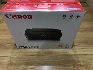 This file will download and install the drivers, application or manual. Canon PIXMA MG2550S All-In-One Inkjet Printer + Canon Inks + Fast FREE Delivery | eBay
