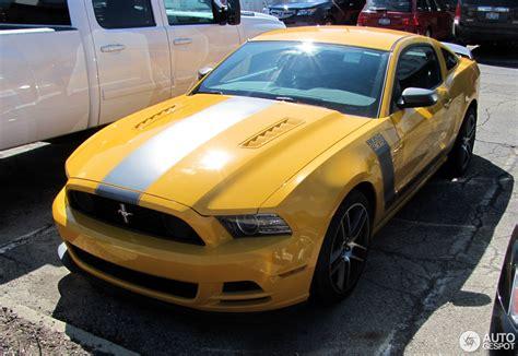 2014 302 Boss Mustang Laguna Seca For Sale