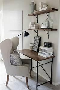 Chaise Style Industriel : id es de d coration d 39 un bureau style industriel ~ Teatrodelosmanantiales.com Idées de Décoration
