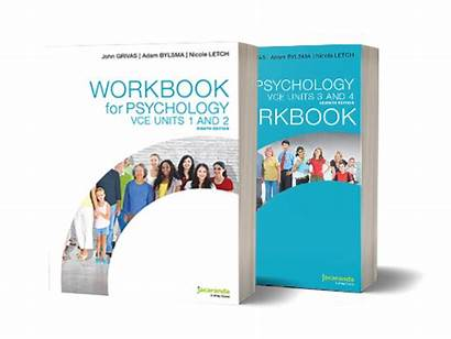 Jacaranda Vce Psychology Unit Textbook Workbooks Pdf