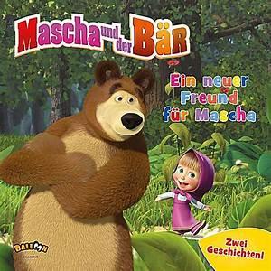 Bettwäsche Mascha Und Der Bär : mascha und der b r ein neuer freund f r mascha buch ~ Buech-reservation.com Haus und Dekorationen