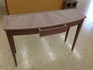 Curved Sofa Table Marvellous Curved Venetian Console Table