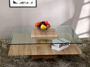 Table Basse Vente Unique : table basse asnia verre tremp mdf ch ne prix promo table basse vente unique 229 99 ttc prix ~ Nature-et-papiers.com Idées de Décoration