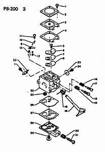 Stihl Blower Parts Diagram