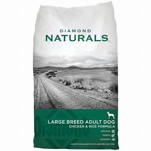 diamond large breed adult chicken rice dry dog food by With diamond dog food distributors