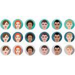 Icons Avatar Avatars Articulate Learning Illustrator Heroes