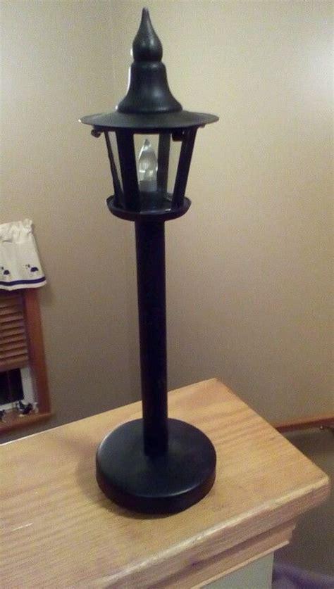 lamp post indoor  light decor lamp post street light
