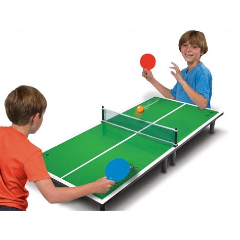 table tennis for kids centercourt table tennis tabletop games by ideal