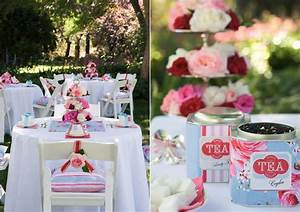 Pretty Tea Party Inspiration - The Sweetest Occasion