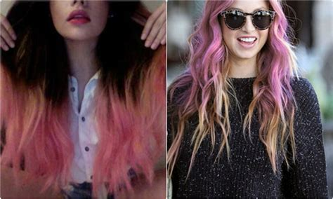 Black To Purple Ombre Hair Color Archives