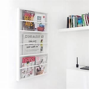 Zeitungshalter Für Die Wand : zeitungshalter f r die wand ~ Markanthonyermac.com Haus und Dekorationen