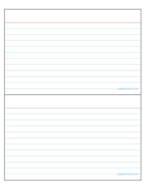 index card template beepmunk