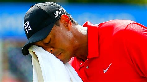 The downfall of Tiger Woods: A look back at when it all ...