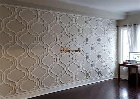 decorative  wall panels custom millwork wainscot