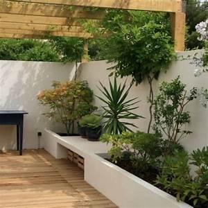 les 25 meilleures idees de la categorie terrasses sur With marvelous amenagement terrasse et jardin 4 des graviers blancs pour amenager le jardin leroy merlin