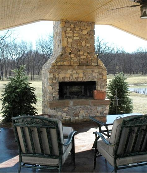 outdoor fireplaces diy kits plans cape  ma ri