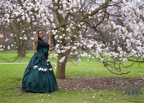 Baroque In Spring Larva Historical Dressmaking