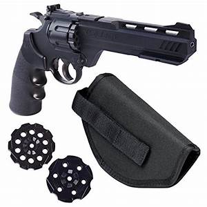 Crosman Vigilante 357 Co2 Air Pistol Kit with Holster and