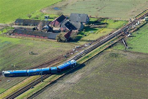 Train Crash Kills Driver in Netherlands - NBC News