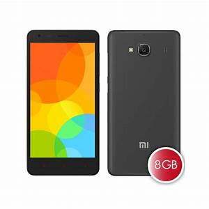 Buy Xiaomi Redmi 2 Black 4g Lte 1gb Ram