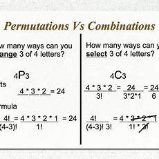 Permutation And Combination Tricks With Questions  Pdf Bankexamstoday