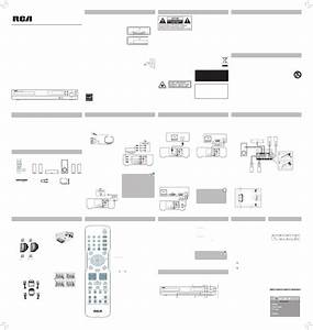 Rca Home Theater System Rtd317w User Guide