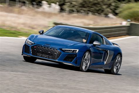 New Audi R8 2019 Review  Auto Express