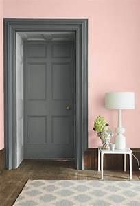 Porte Interieur Grise : deco peinture porte interieure ~ Mglfilm.com Idées de Décoration