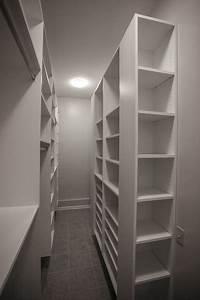 Kitchen Cupboard Lights Narrow Room Walking Closet Contemporary Closet