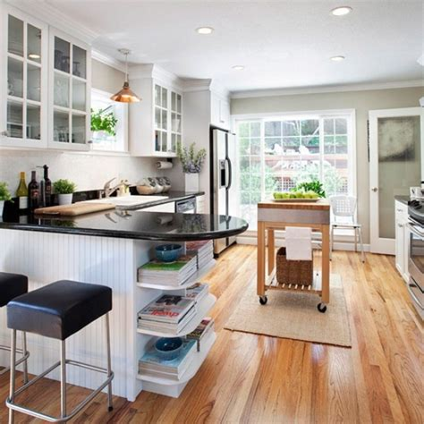 Home Decorating Ideas For Small Kitchens by 45 Creative Small Kitchen Design Ideas Digsdigs