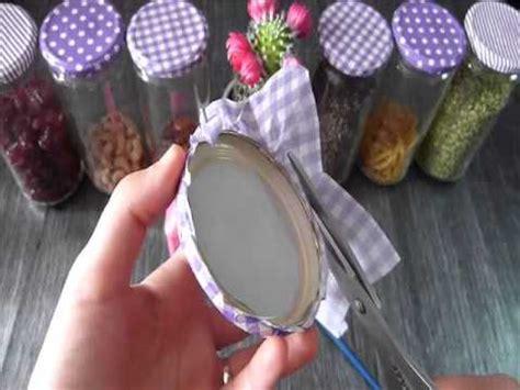astuce deco cuisine astuce déco personnalisez les bocaux en verre pour votre