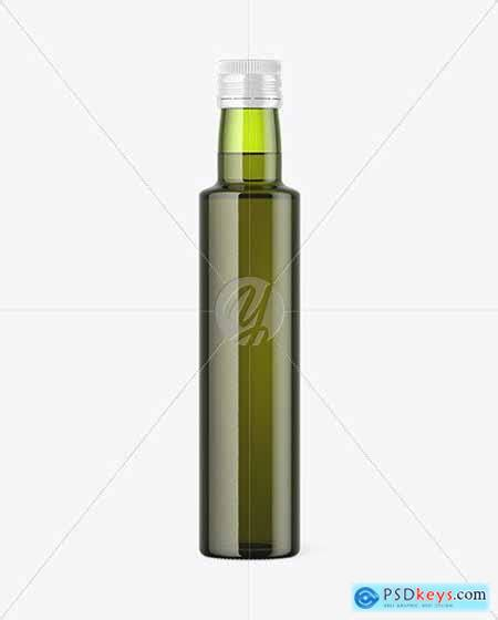 Display your design in a more efficient way on this mockup of an antique green glass bottle with olive oil. Logo and Product Mock-ups » page 32 » Free Download ...