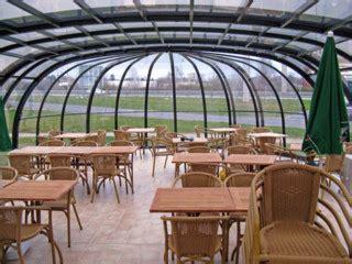 strutture mobili per terrazzi copertura terrazzi corso horeca galleria foto giardino d
