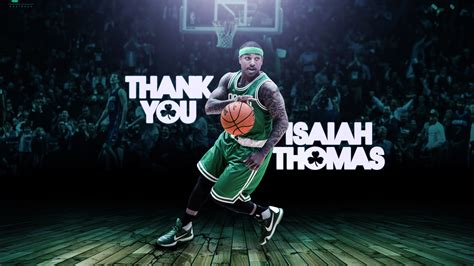 wallpaper isaiah thomas american basketball player nba