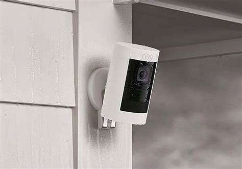 ring stick  wireless hd security camera supports