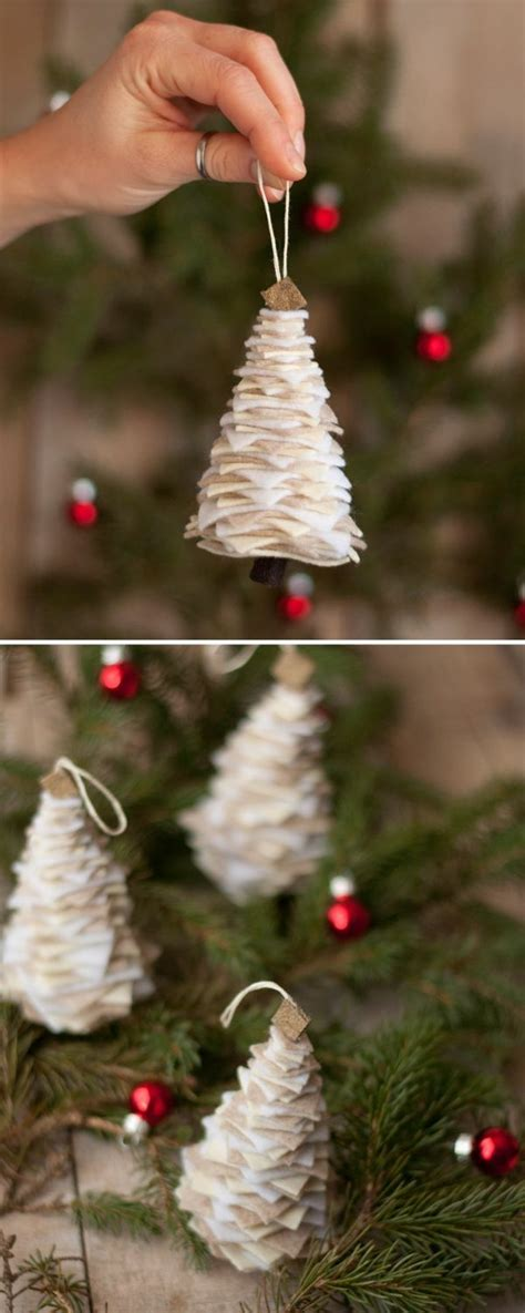 Weihnachtsbaum Deko Selber Basteln by 100 Tolle Weihnachtsbastelideen Archzine Net