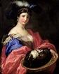 Herodias Oil On Canvas Photograph by Domenico the Elder Piola