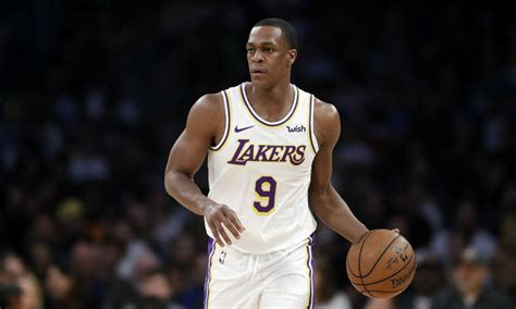 Report: Rajon Rondo Out Six-to-Eight Weeks with Fractured ...