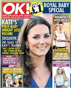 OK! magazine under fire for cover on Duchess of Cambridge