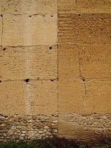 Mur En Pisé : pis wikip dia ~ Melissatoandfro.com Idées de Décoration