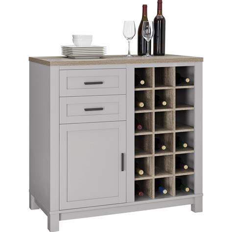 wine furniture cabinets wine cabinets walmart com