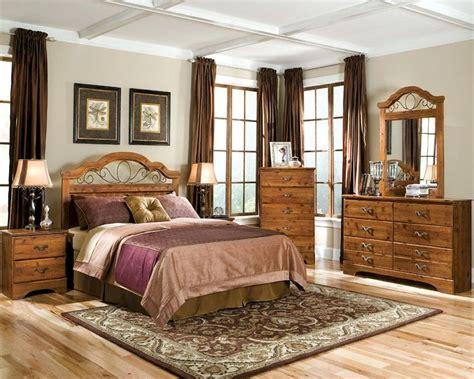 standard furniture panel bedroom set hester heights st