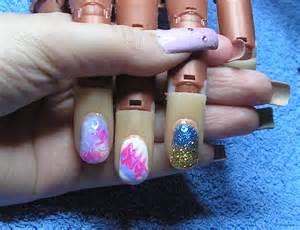 Quick easy gel nail art designs design ideas