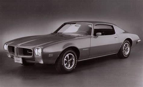 1970 Pontiac Firebird Trans Am Hardtop Coupe Ram Air