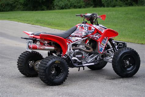 Honda 450r
