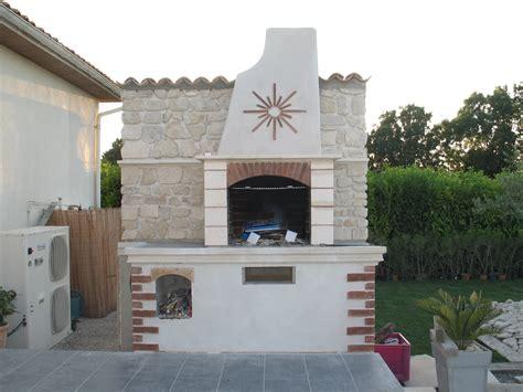 fabriquer sa cuisine en beton cellulaire simple construire barbecue construire barbecue